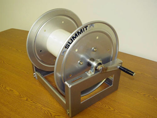 Summit hose reels products parts for 12 volt hose reel motor